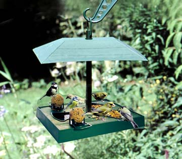 Meripac Multifood Hanging Bird Table