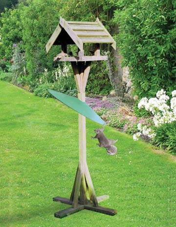 Meripac Birdtable Squirrel Baffle